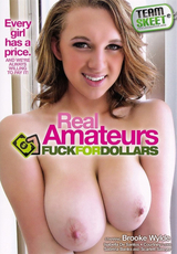 Real Amateurs Fuck for Dollars
